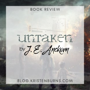 Book Review: Untaken by J.E. Anckorn