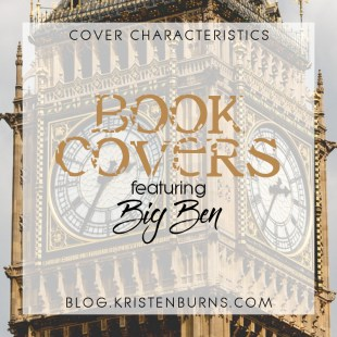 Cover Characteristics: Book Covers featuring Big Ben