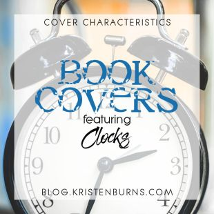 Cover Characteristics: Book Covers featuring Clocks