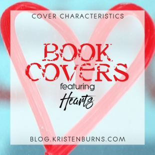 Cover Characteristics: Book Covers featuring Hearts