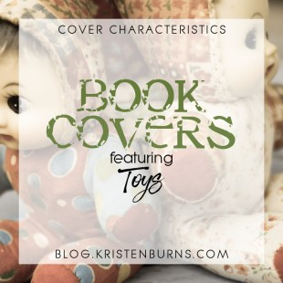 Cover Characteristics: Book Covers featuring Toys