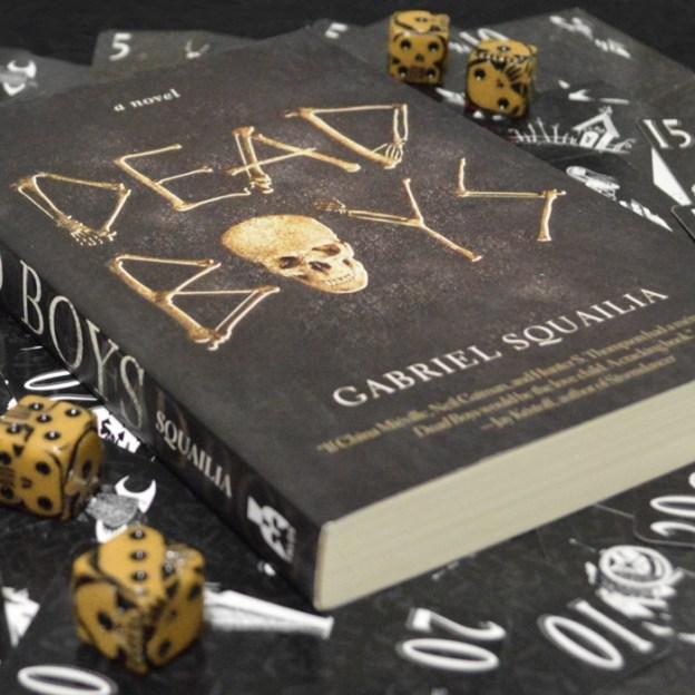 Dead Boys by Gabriel Squailia