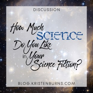 Bookish Musings: How Much Science Do You Like in Your Science Fiction?