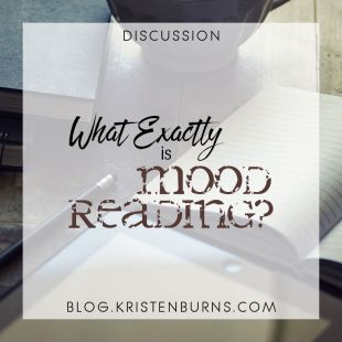 Bookish Musings: What Exactly is Mood Reading?