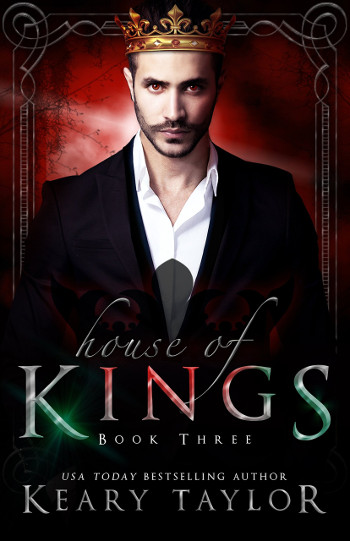 Book Review: House of Kings (House of Royals Book 3) by Keary Taylor | reading, books, book reviews, fantasy, urban fantasy, new adult, vampires