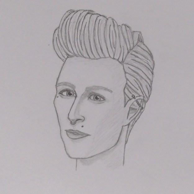 Matthew Drawing