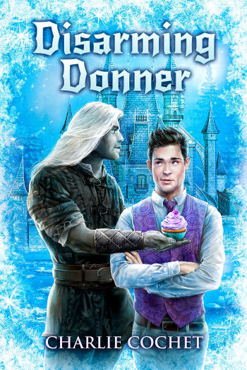 Mini Review: Disarming Donner (North Pole City Tales Book 5) by Charlie Cochet | reading, books, book review, fantasy, christmas, lgbt