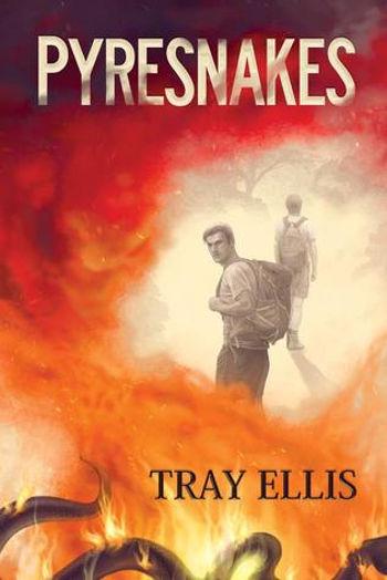 Book Review: Pyresnakes by Tray Ellis   reading, books, book reviews, fantasy, paranormal/urban fantasy, lgbt