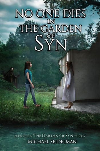 Book Review: No One Dies in the Garden of Syn (The Garden of Syn Book 1) by Michael Seidelman | reading, books, book reviews, fantasy, urban fantasy, young adult, chronic illness, cystic fibrosis