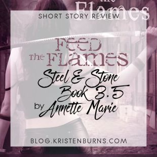 Short Story Review: Feed the Flames (Steel & Stone Book 3.5) by Annette Marie