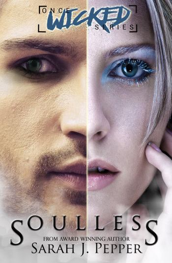 Book Review: Soulless (Once Wicked Book 1) by Sarah J. Pepper | books, reading, book covers, book reviews, fantasy, urban fantasy, paranormal romance, retellings, rumplestiltskin, demons