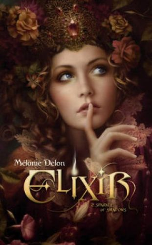 Sparkle of Shadows by Melanie Delon | books, reading, book covers, cover love