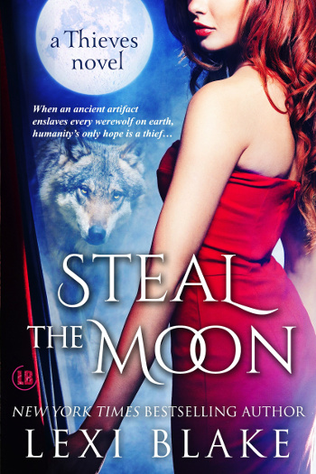 3.5 Star Book Review: Steal the Moon (Thieves Book 3) by Lexi Blake   books, reading, book reviews, book covers, fantasy, paranormal romance, urban fantasy, vampires, faeries, werewolves, demons