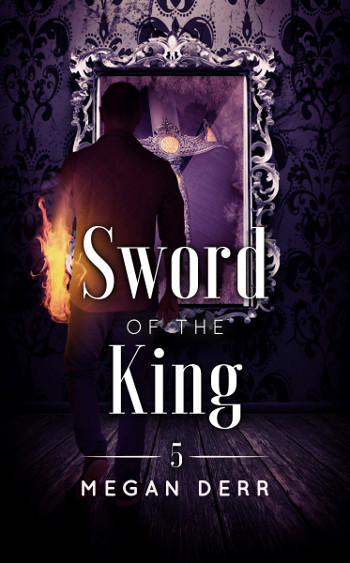 Book Review: Sword of the King (Dance with the Devil Book 5) by Megan Derr | reading, books, book reviews, fantasy, paranormal/urban fantasy, lgbtqia, m/m, dragons