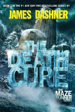 4 Star Book Review: The Death Cure (The Maze Runner Book 2) by James Dashner | books, book reviews, sci-fi, dystopian, YA