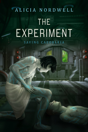 Book Review: The Experiment (Saving Caeorleia Book 1) by Alicia Nordwell | reading, books, book reviews, science fiction, sci-fi romance, lgbt, m/m, aliens