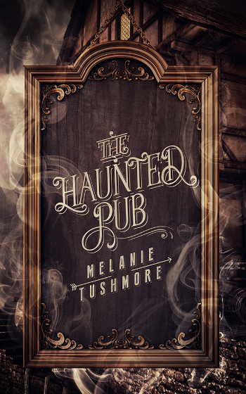 Book Review: The Haunted Pub by Melanie Tushmore | books, reading, book reviews, fantasy, urban fantasy, paranormal romance, lgbt, ghosts