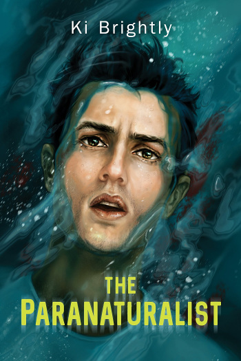 Book Review: The Paranaturalist by Ki Brightly | reading, books, book reviews, fantasy, paranormal romance, urban fantasy, lgbt, ghosts/spirits