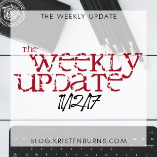 The Weekly Update: 11/12/17