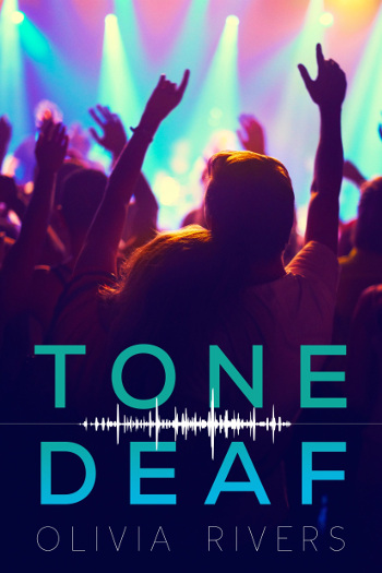 Book Review: Tone Deaf by Olivia Rivers | books, reading, book covers, book reviews, romance, contemporary romance, young adult, deafness