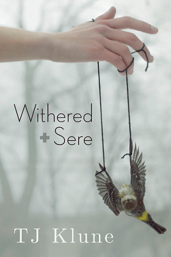 Book Review: Withered + Sere (Immemorial Year Book 1) by TJ Klune | books, reading, book reviews, book covers, science fiction, dystopian, post-apocalyptic, lgbt