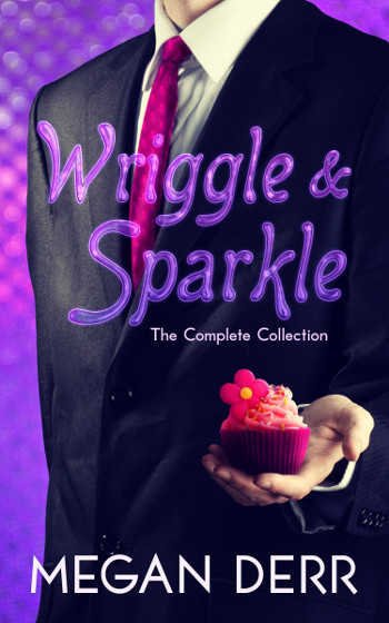 Book Review: Wriggle & Sparkle by Megan Derr   reading, books, book reviews, fantasy, urban fantasy, lgbt, m/m, kraken, unicorn
