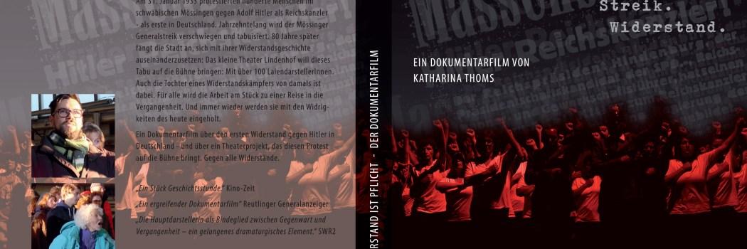 Widerstand ist Pflicht – Dokumentarfilm von Katharina Thoms