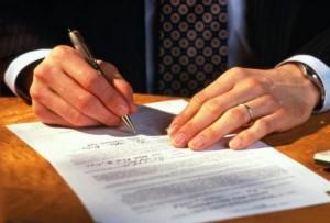Подписание срочного трудового договора