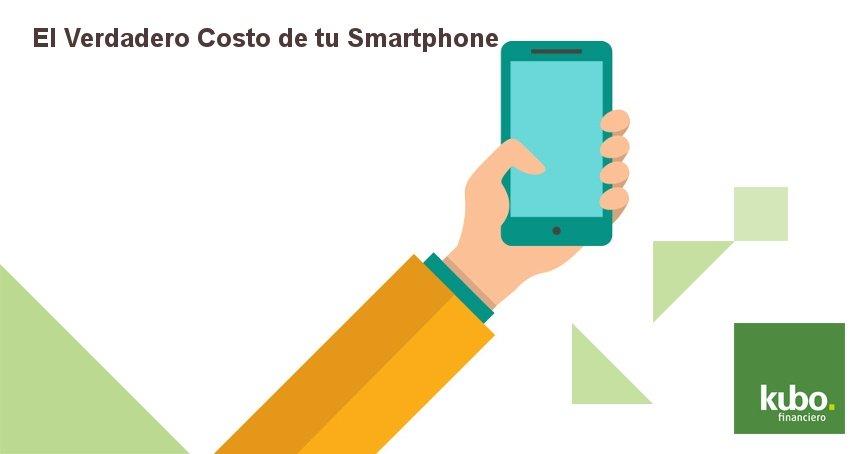 El verdadero costo de tener un teléfono inteligente