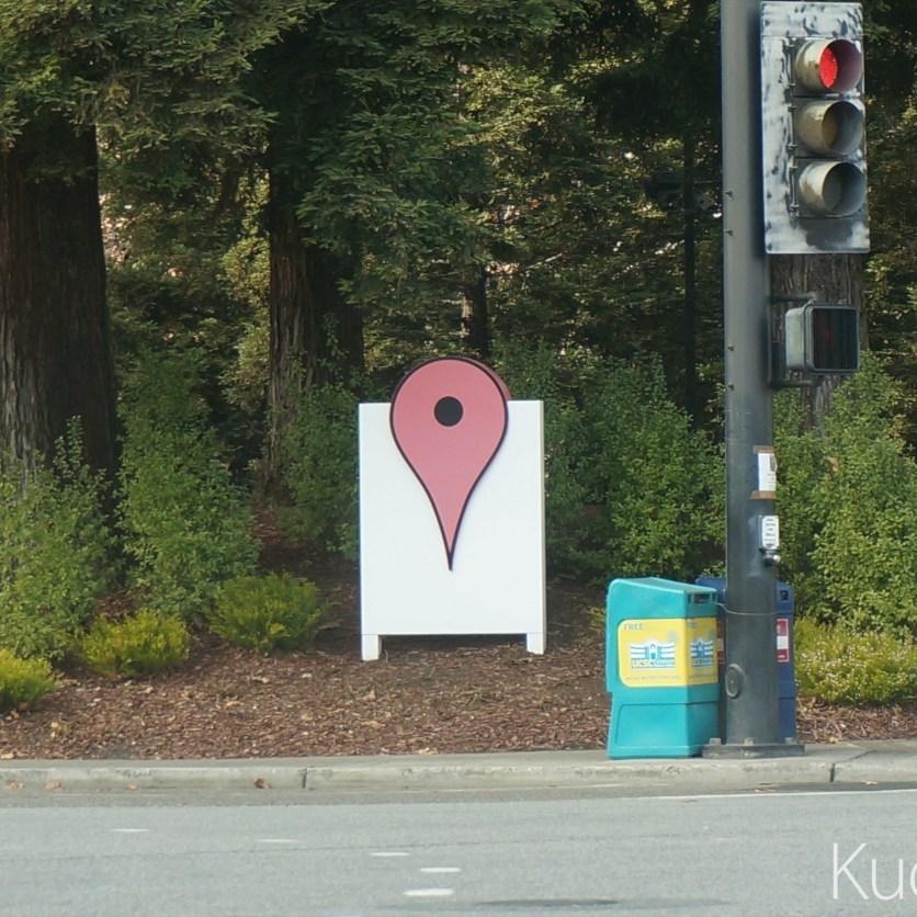 구글 지도 사업부 건물인듯.