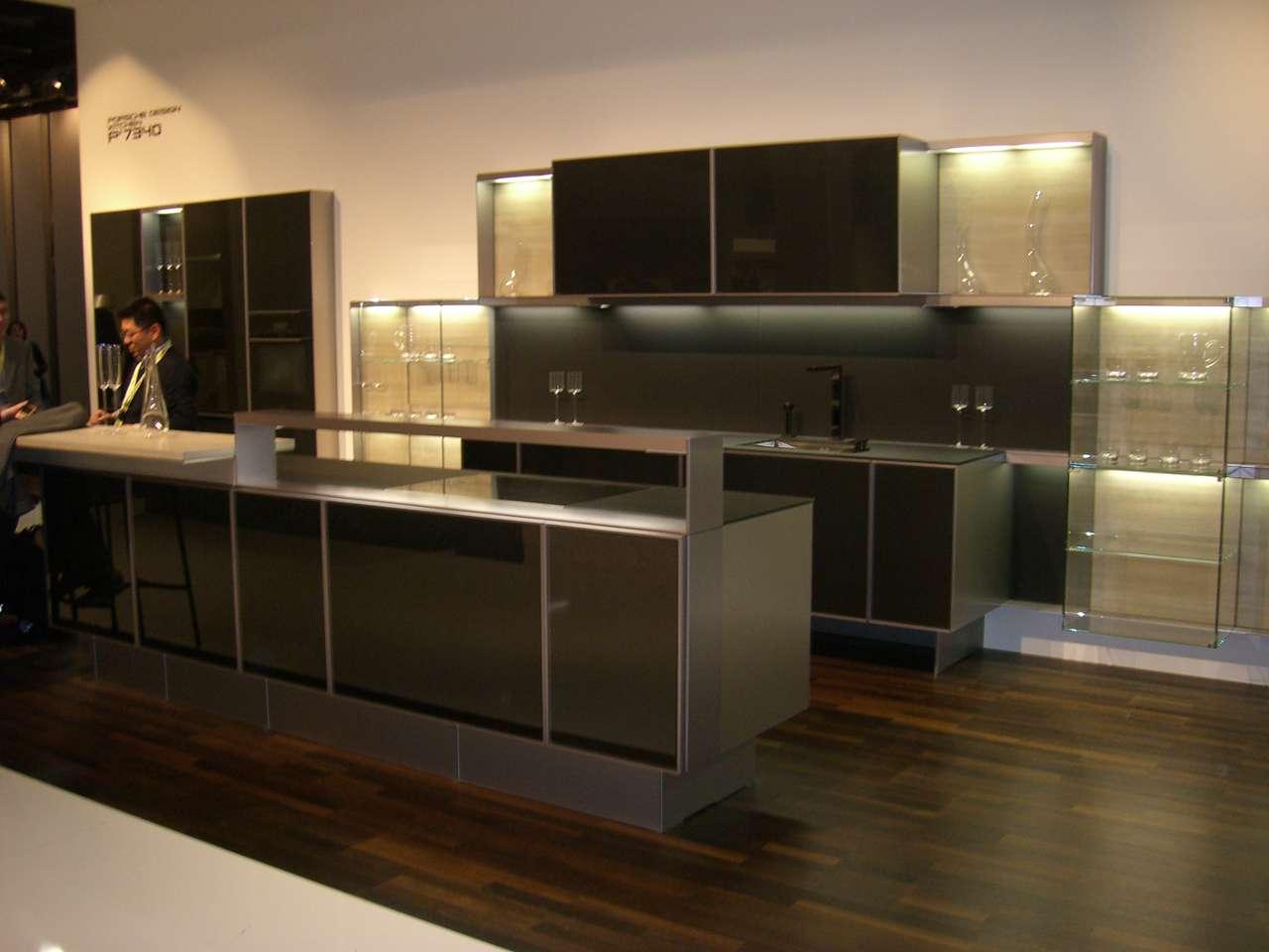 porsche design küche preis | p-13 chroma type 301