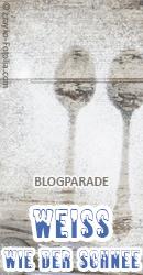 KüchenAtlas-Blogparade: Weiß wie der Schnee
