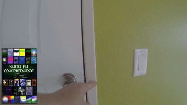 Checking Deadbolt For Full Extension