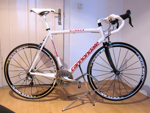 Cannondale CAAD9 2011