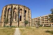 Ruine trifft Moderne in Zerbst