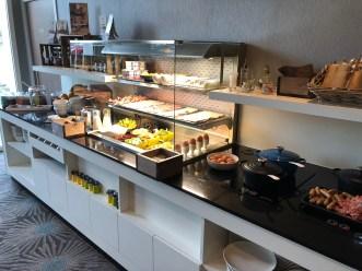Geniales Frühstücks-Buffet