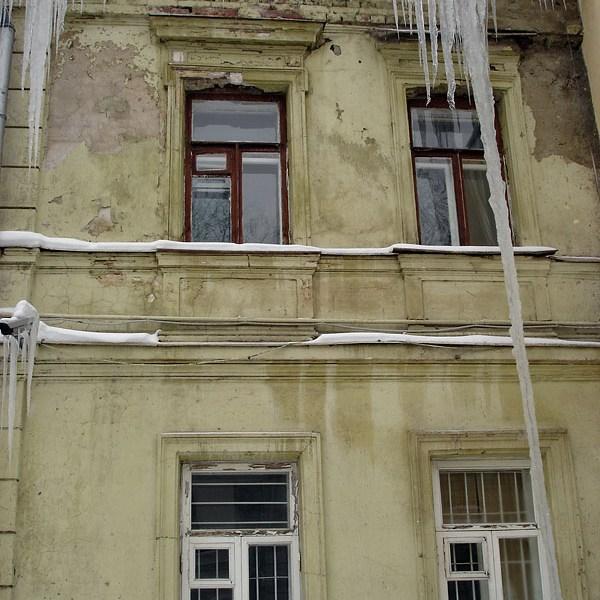 A mega icicle (Мегасосулька)