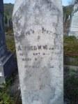 Alfred W Wigzell Blakiston Cemetery Littlehampton