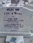 Ellen Emily Willison nee Ballard John Reid Willison Hindmarsh Cemetery