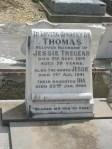 Thomas Tregear Jessie Tregear nee Wigley Ida Tregear Bendigo Cemetery