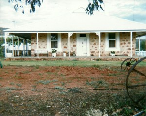 Uno Station Homestead circa 1986