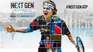 「Next Gen ATP Finals(ネクスト・ジェン・ATPファイナルズ)」のライン判定が全て自動判定に