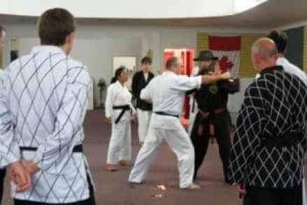 Kyusho Jitsu Seminars