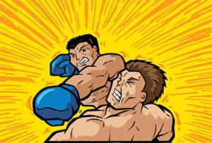 Kyusho Knockouts
