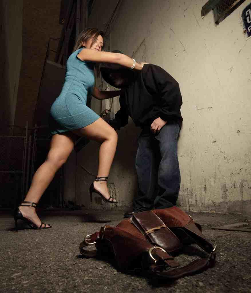 Self Defense Understanding