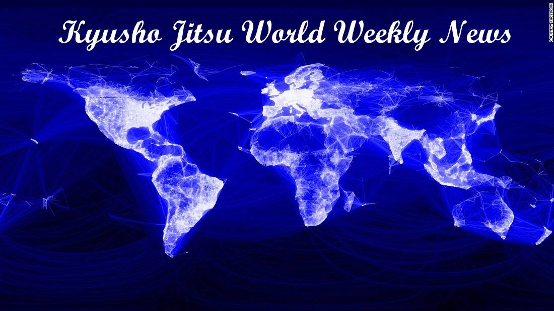 Kyusho Jitsu World Weekly News