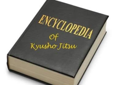 Encyclopedia of Kyusho Jitsu