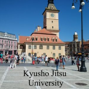 Kyusho Jitsu University