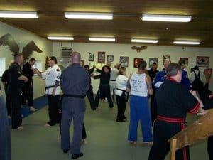 Kyusho Jitsu Seminar