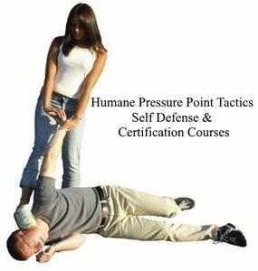Humane Pressure Point Tactics - H.P.P.T